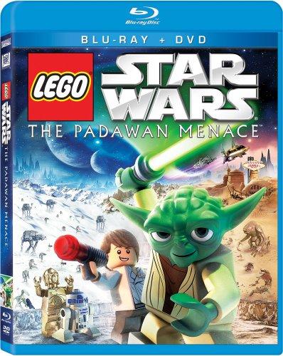 Star Wars Lego: the Padawan Menace [Blu-ray]