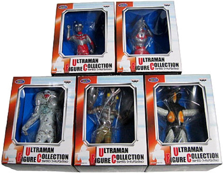 Ultraman Figure Collection full set of 5 (japan import)