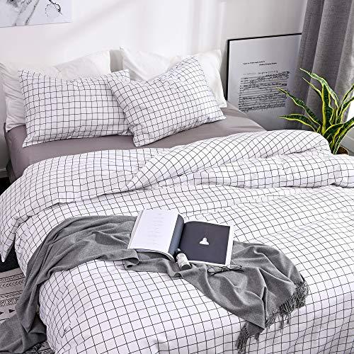ARYURBU Juego de ropa de cama de 2 piezas, funda nórdica de 135 x 200 cm y funda de almohada de 80 x 80 cm, funda de edredón reversible, para niños y niñas