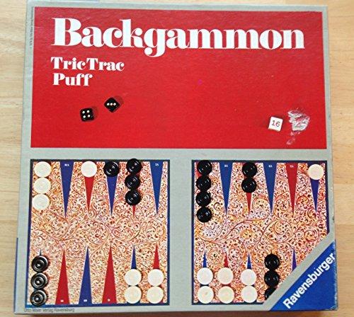 Backgammon - Tric Trac - Puff