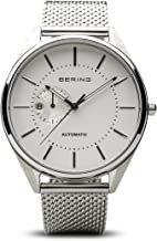 Bering Men's Analogue Automatic Watch with Stainless Steel Strap 16243-000