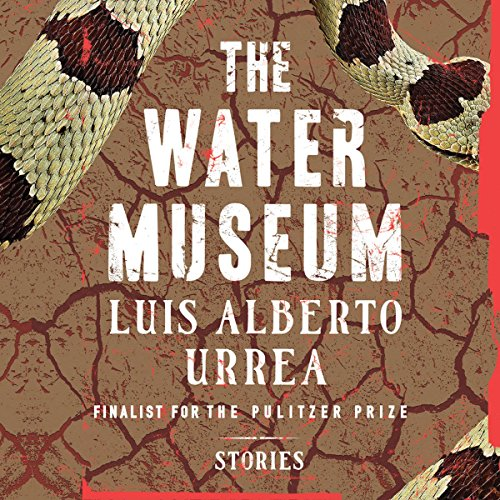 The Water Museum audiobook cover art