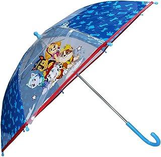 Baby Light Kids Parapluie de Poche pour Enfant Bleu Bleu Cars Rider 90 cm