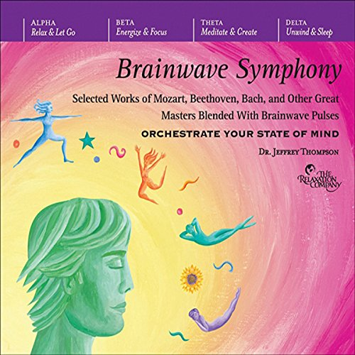 Brainwave Symphony audiobook cover art