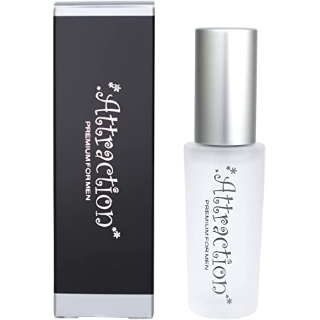 ラブアトラクション プレミアム 男性用フェロモン香水 無香料 濃度2倍 10ml 特許取得