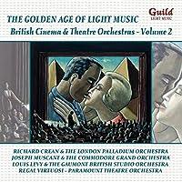 British Cinema & Theatre Orchestras-Vol. 2