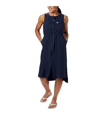 Columbia Tamiamitm Dress (Collegiate Navy) Women