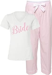 Blushing Bride Pajama Pant Set - Pink