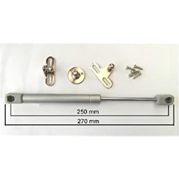 Cabinet Door Lift Up Hydraulic Gas Spring Lid Flap Stay Hinge Strut Support USPS