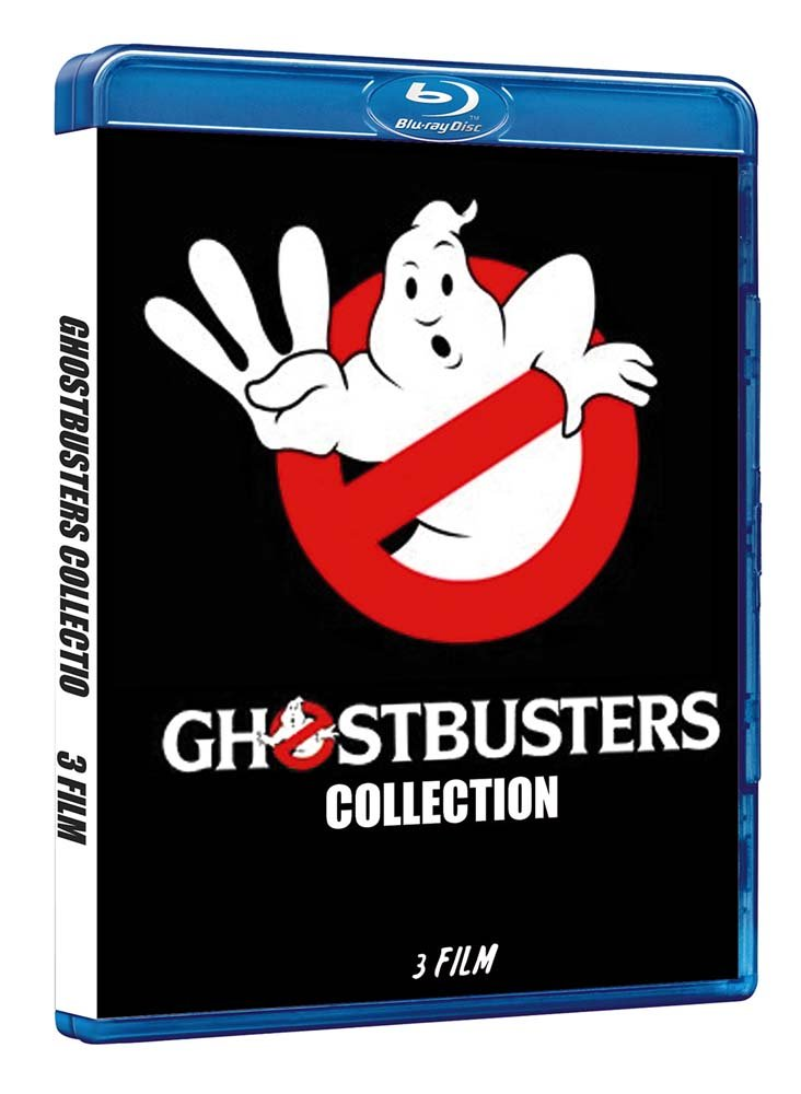 Ghostbusters Collection (3