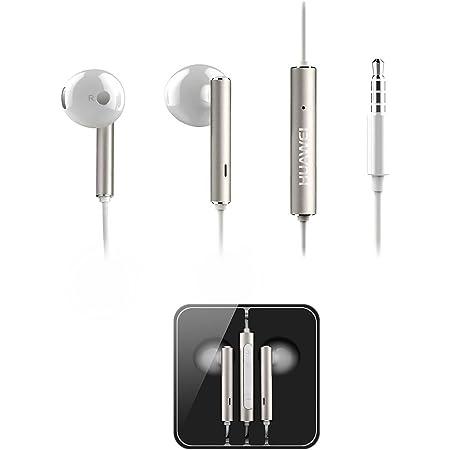 Huawei Am116 In Ear Headset 3 5 Mm Kopfhörer Für Huawei Mate 20 Mate 20 Pro Huawei P Smart Elektronik