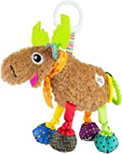 Lamaze Mortimer The Moose, Clip On Toy