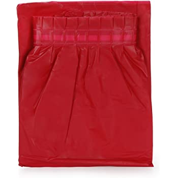 Party Essentials Heavy Duty Plastic Table Skirt 29 x 14 Red 29 x 14/' 529RD