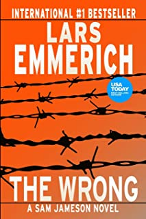 The WRONG: A Sam Jameson novel