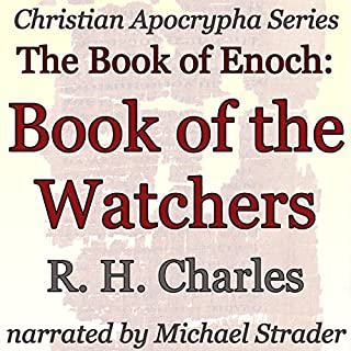 The Book of Enoch: Book of the Watchers cover art
