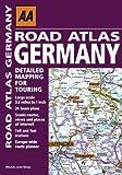 Road Atlas Germany (Aa Road Atlas)