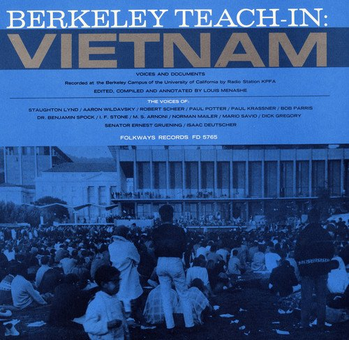 Berkeley Teach-in:Vietnam [Import USA]