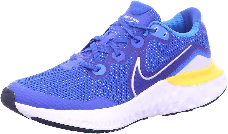 Nike Renew Run (gs) Big Kids Running Casual Shoe Ct1430-408