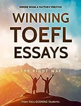 Best essay examples toefl Reviews