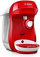 Bosch TAS1006 TASSIMO Happy Cafetera cápsulas, 1400 W,