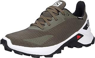 Salomon ALPHACROSS BLAST CSWP J Kinder-Schuhe Mit EnergyCell Und Contagrip-Sohle Für Running