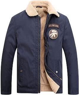 Bomber Jacket Men Air Force Pilot Warm Male Fur Collar Army Jacket Tactical Mens Coats