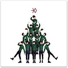 EXO Winter Special Album - [ Miracles In December / KOREAN ver. ] CD + Booklet + Snowball Pop-up + FREE GIFT / K-pop Sealed