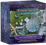 Paizo Inc. Starfinder Flip-Tiles: City Starter Set