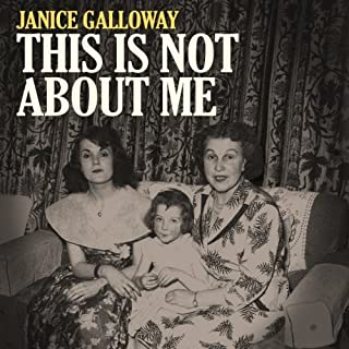 This Is Not About Me cover art