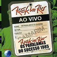Paralamas Do Sucesso Ao Vivo No Rock in Rio 1995
