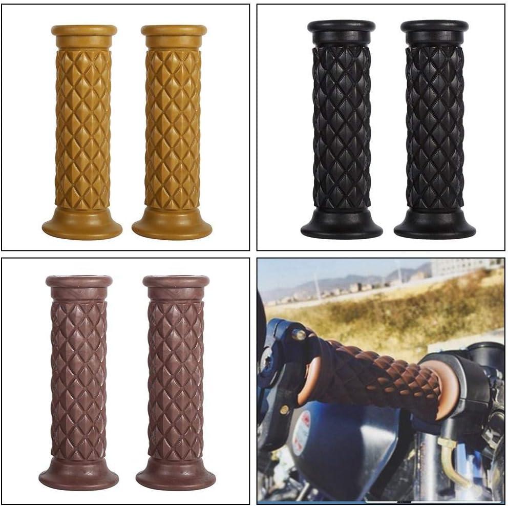 VGEBY1 Empu/ñaduras para manillar de motocicleta universal 22 mm para manillar
