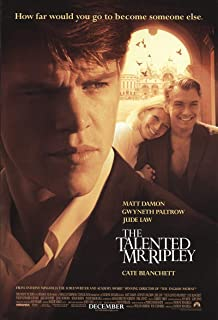 The Talented Mr. Ripley 1999 Authentic 27