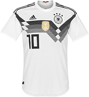 1e601df9b2b Germany Home Özil Jersey 2018   2019 (Official Printing)