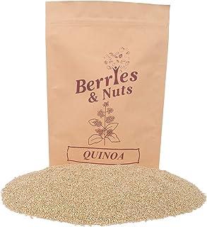 Berries And Nuts White Quinoa   Gluten Free Quinoa   5 Kg - Value Pack