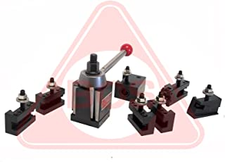 10-15 BXA Quick Change CNC Tool Post #41 Heavy Duty Boring Bar Holder 250-241 202-9415A P