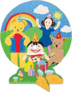 Play School Table Centerpiece One Size