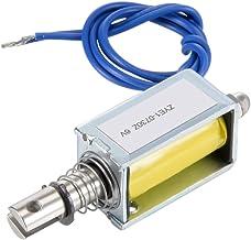 uxcell® ZYE1(TAU)-0730Z DC 6V Push Pull Type Open Frame Solenoid Electromagnet