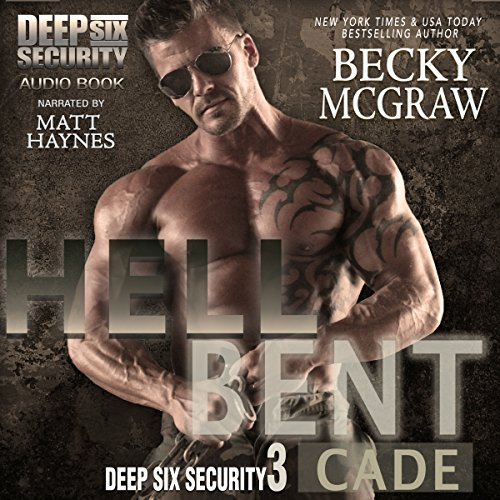 Hell Bent audiobook cover art