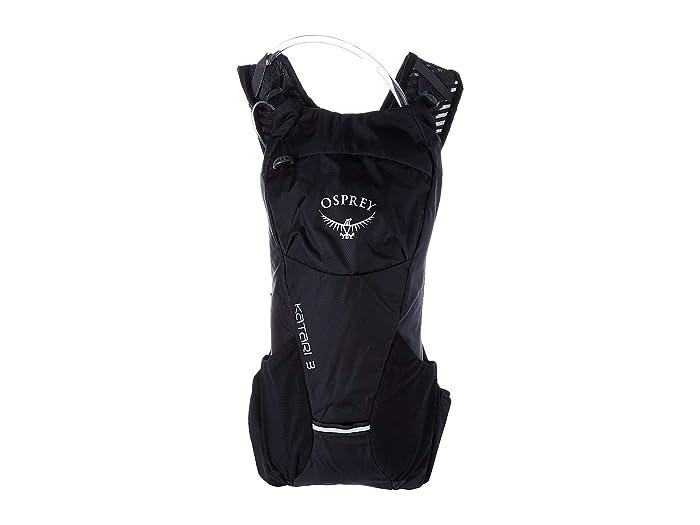 Osprey Katari 3 (Black) Backpack Bags