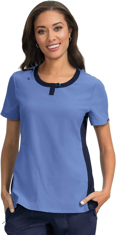 Bargain sale KOI Lite Fashion Popular brand Forward Ultra Comfort Top Scrub Women for Lotus