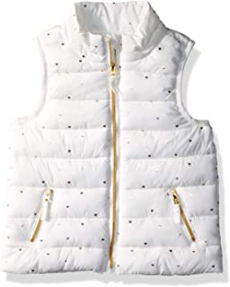 Gymboree Girls' Big Puffer Vest