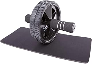 66fit Abdominal Roller Wheel with Kneel Pad