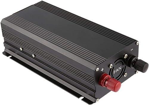 genuina alta calidad JohnJohnsen Inversor Solar de Coche DC DC DC 12 a CA 230 V Converdeidor de Onda sinusoidal modificada Tipo de EE. UU. Projoección contra sobrecarga Converdeidor de Onda sinusoidal (blanco)  punto de venta de la marca