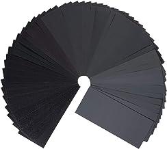 42 Stuks Schuurpapier set,Korrel van 120 tot 3000 Droog/nat Voor Schuren Schuurpapier voor het Polijsten van metaal hout a...
