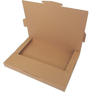 3cm対応 ネコポス最大(フリマ・オークション用 ) クリックポスト ゆうパケット 対応 A4サイズ 段ボール (50枚)