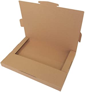 ネコポス最大サイズ クリックポスト ゆうパケット 対応 A4サイズ 段ボール (10枚)