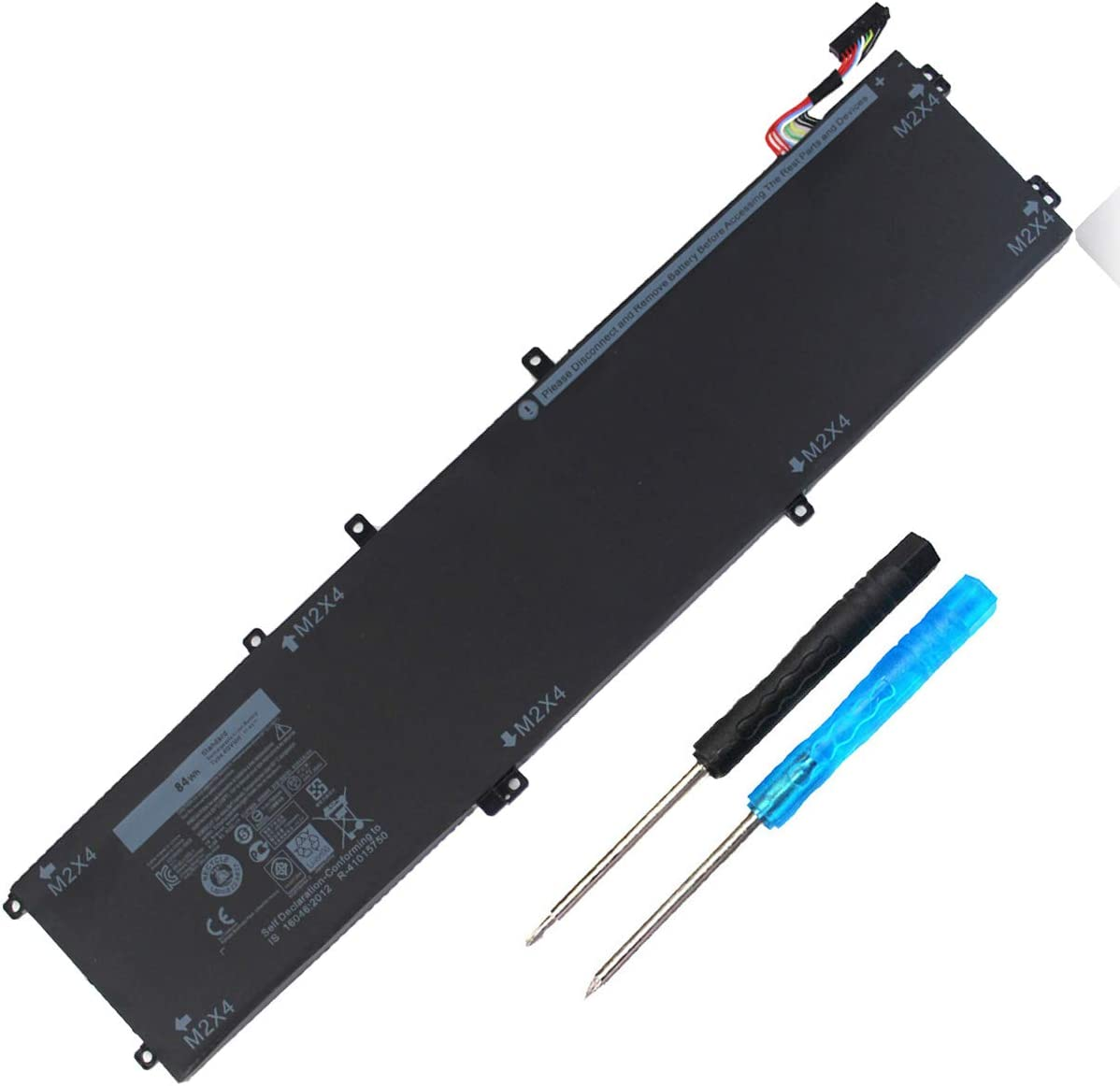Detroit Mall mart 4GVGH Laptop Battery Compatible with 9550 XPS Precision Dell 15