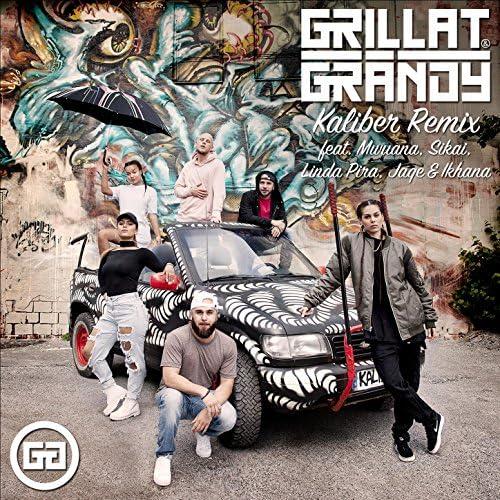 Grillat & Grändy feat. Ikhana, Jaqe, Linda Pira, Mwuana & Sikai
