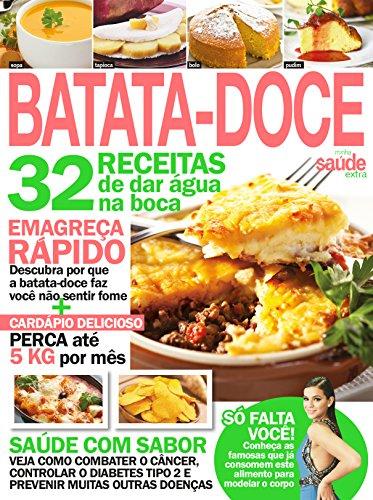 Minha Saúde Extra 04 – Batata Doce (Portuguese Edition)