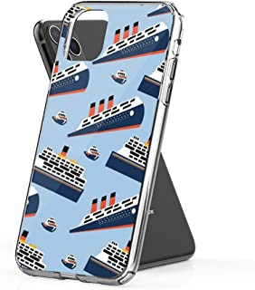 shona Ferry Boat Scrub Cap Case Cover Compatible for iPhone iPhone (11 Pro)
